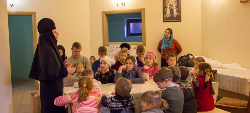 Спасский Кафедральный собор. Воскресная школа