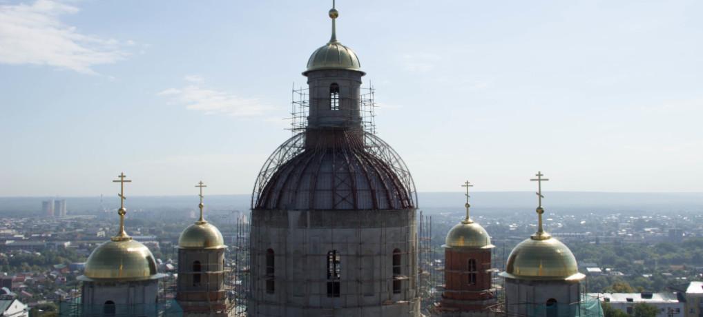 Спасский Кафедральный собор. Возрождение